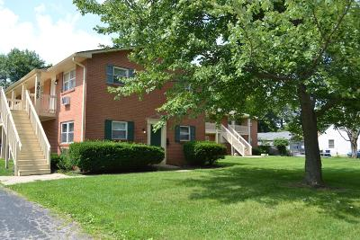Hilliard Multi Family Home Contingent Finance And Inspect: 3883 Linda Road