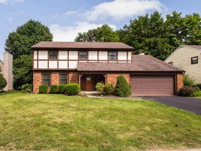 Westerville Single Family Home For Sale: 1020 Danvers Avenue