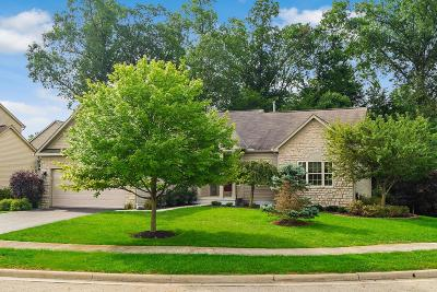 Lewis Center Single Family Home Contingent Finance And Inspect: 2892 Tweed Court