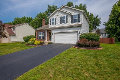 Westerville Single Family Home Contingent Finance And Inspect: 7089 Sanders Way