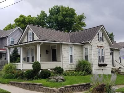 Columbus Single Family Home For Sale: 61 E 7th Avenue