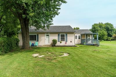 New Albany Single Family Home Contingent Finance And Inspect: 7802 Morse Road