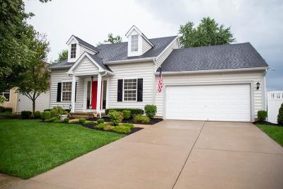 Westerville Single Family Home Contingent Finance And Inspect: 6423 Gossamer Court