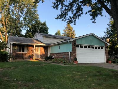 Powell Single Family Home Sold: 1744 Linkton Drive