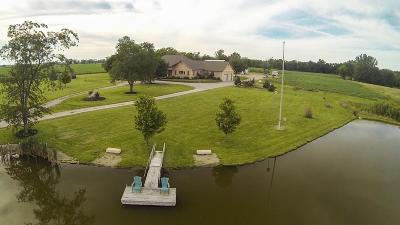 Mount Sterling Single Family Home For Sale: 7554 State Route 323