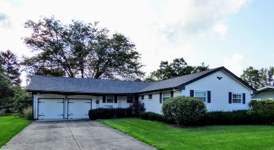 Pickerington Single Family Home Contingent Finance And Inspect: 11571 Meadow Avenue