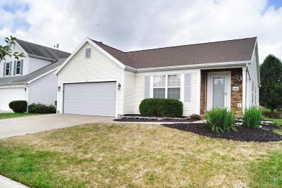 Marysville Single Family Home For Sale: 1344 Valley Drive