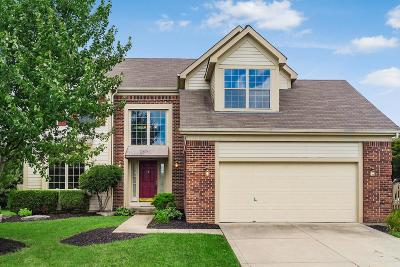 Canal Winchester Single Family Home For Sale: 7148 Old Creek Lane