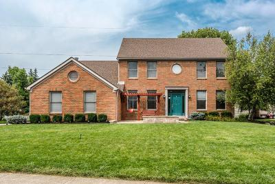 Franklin County, Delaware County, Fairfield County, Hocking County, Licking County, Madison County, Morrow County, Perry County, Pickaway County, Union County Single Family Home For Sale: 7152 Bluffstream Court