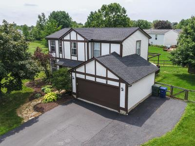 Hilliard Single Family Home Contingent Finance And Inspect: 5091 Flagstaff Court