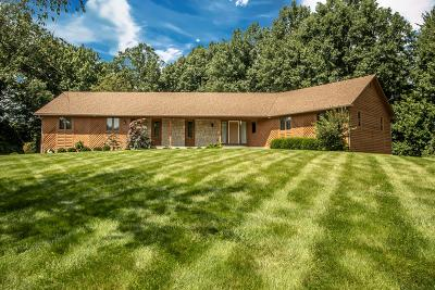 Westerville Single Family Home For Sale: 7087 Sandimark Place