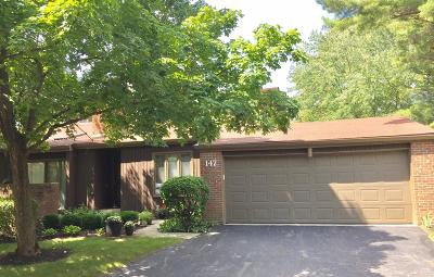 Worthington Condo Contingent Finance And Inspect: 147 Glen Circle