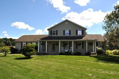 Millersport Single Family Home For Sale: 10532 Deep Cut Road