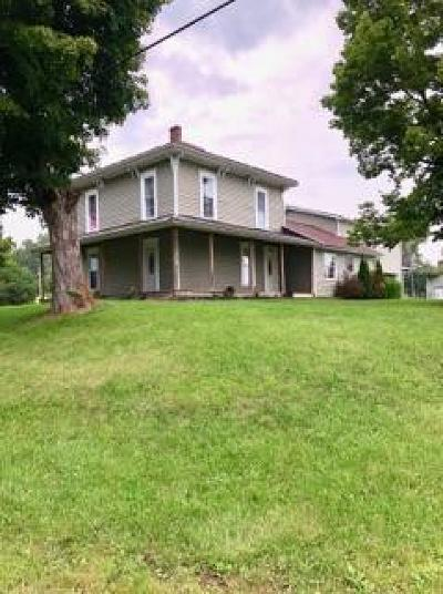 Cardington Single Family Home Contingent Finance And Inspect: 6441 County Road 25