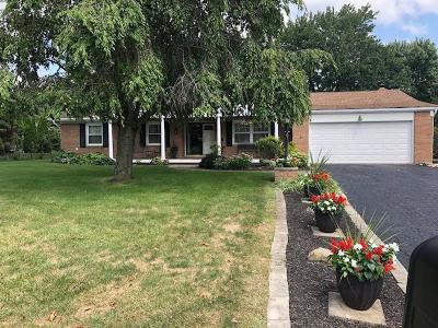 Pickerington Single Family Home Contingent Finance And Inspect: 350 Pickering Drive