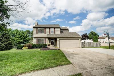 Reynoldsburg Single Family Home Contingent Finance And Inspect: 770 Turos Court