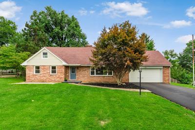 Lancaster Single Family Home For Sale: 125 Briarwood Court