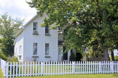 Union County Single Family Home For Sale: 30865 Oh-37