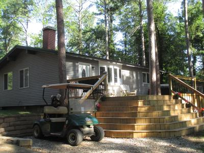 Hide A Way Hills Single Family Home Contingent Finance And Inspect: 313 Chinook Lane SE