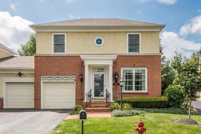 New Albany Condo For Sale: 1371 White Oak Lane