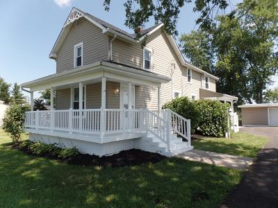Galloway Single Family Home For Sale: 414 Alton Darby Creek Road