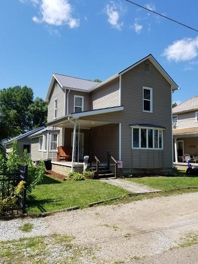 Mount Vernon Single Family Home For Sale: 103 N Rogers Street