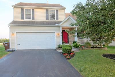 Westerville Single Family Home Contingent Finance And Inspect: 7206 Laver Lane