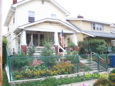 Single Family Home For Sale: 693 E Thurman Avenue