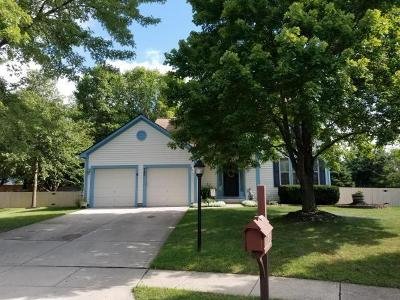 Pickerington Single Family Home For Sale: 760 Montmorency Drive E