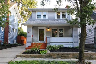 Clintonville Single Family Home Contingent Finance And Inspect: 85 E Pacemont Road