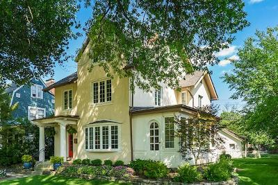 Upper Arlington Single Family Home For Sale: 1768 Bedford Road