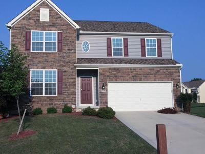 Lithopolis Single Family Home Contingent Finance And Inspect: 579 Rolling Acre Drive
