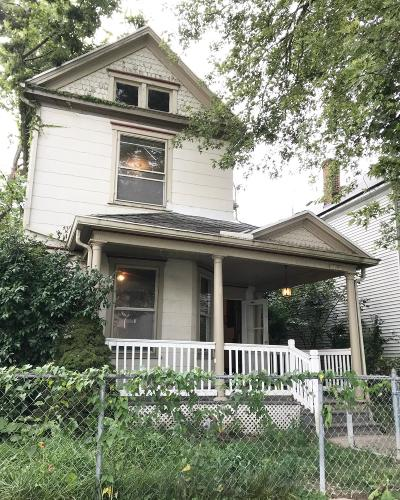 Dayton Single Family Home For Sale: 2126 E 4th Street
