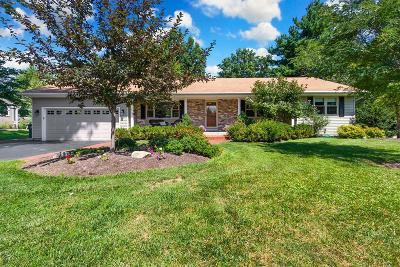 Dublin Single Family Home Contingent Finance And Inspect: 122 Grandview Drive