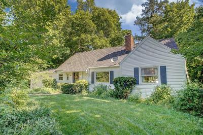 Worthington Single Family Home For Sale: 2020 W Dublin Granville Road