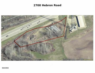 Hebron Residential Lots & Land For Sale: 2700 Hebron Road