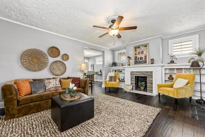 Single Family Home For Sale: 1293 Linwood Avenue