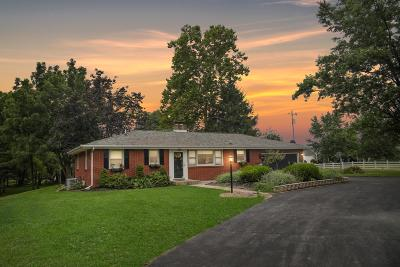 Thornville Single Family Home For Sale: 8051 Somerset Road