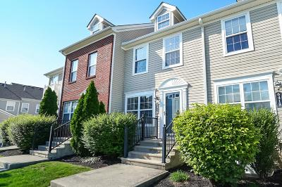 Westerville Condo Contingent Finance And Inspect: 6416 Walnut Fork Drive #6416
