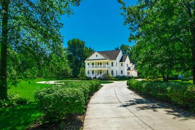 New Albany Single Family Home For Sale: 6400 Evans Road