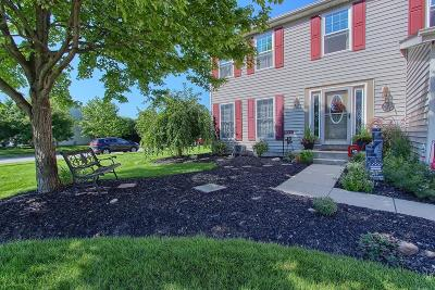 Hilliard Single Family Home Contingent Finance And Inspect: 2967 Phoenix Avenue