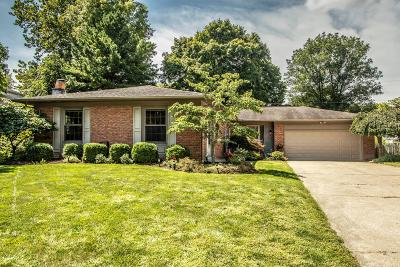 Westerville OH Single Family Home For Sale: $269,000