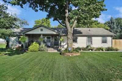 Hilliard Single Family Home Contingent Finance And Inspect: 4129 Wayne Street
