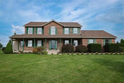 Canal Winchester Single Family Home Contingent Finance And Inspect: 1210 Chester Way NW