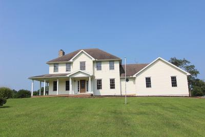 Nashport Single Family Home Contingent Finance And Inspect: 4000 Dillon Hills Dr Drive