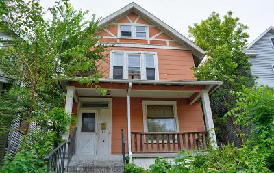 Columbus Single Family Home For Sale: 781 S 22nd Street