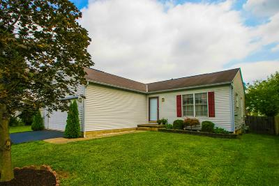 Westerville Single Family Home Contingent Finance And Inspect: 5532 Crenton Drive