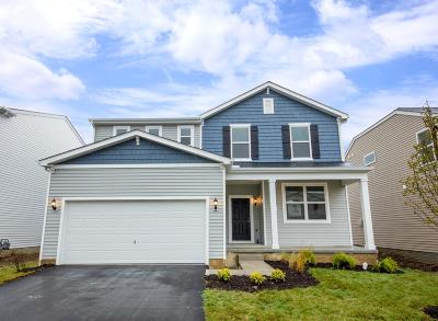 Blacklick Single Family Home For Sale: 8693 Conestoga Valley Drive