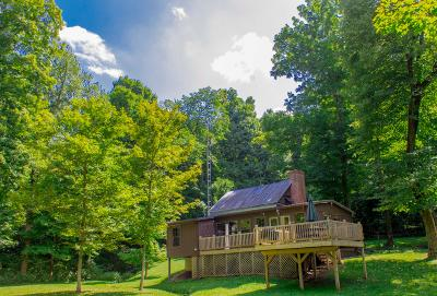 Gambier Single Family Home Contingent Finance And Inspect: 21581 Lee Wolfe Road