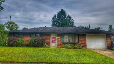 Single Family Home For Sale: 6781 Gilette Drive